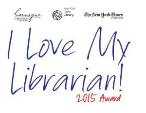 i love librarian